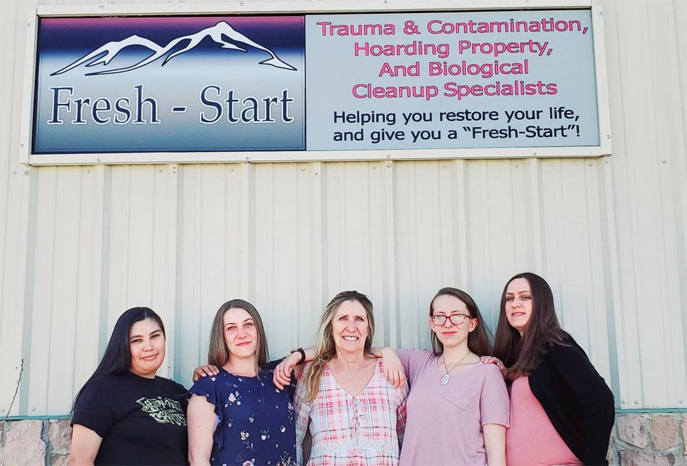 The Fresh Start Team