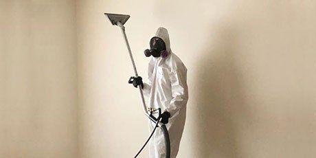 Hazardous Biological Cleanup